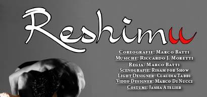 Reshimu - Balletto di Siena